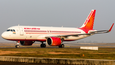 VT-EXG - Airbus A320-251N - Air India