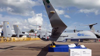 411 - IAI Heron MK II - Israel Aerospace Industries (IAI)