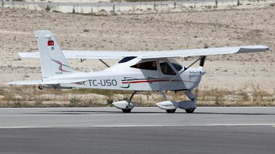 TC-USO - Tecnam P92 Echo - Private