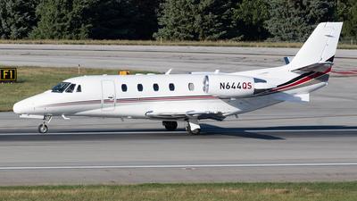 A picture of N644QS - Cessna 560XLS Citation Excel - NetJets - © Felipe Garcia