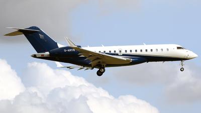 D-ARYR - Bombardier BD-700-1A10 Global Express - ACM Air Charter