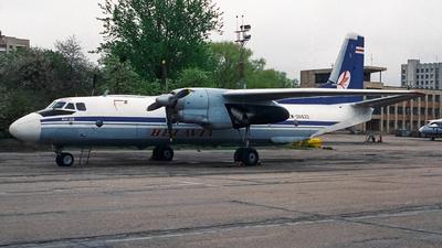EW-26632 - Antonov An-26 - Belavia Belarusian Airlines