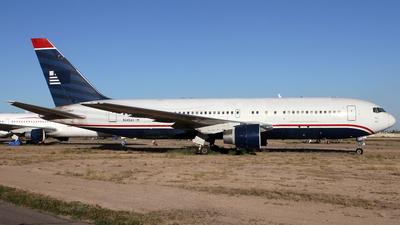 N245AY - Boeing 767-201(ER) - US Airways