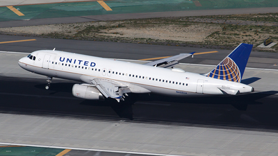 N432UA - Airbus A320-232 - United Airlines