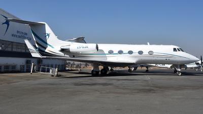 ZS-DJA - Gulfstream G-IIB - Swift Flite