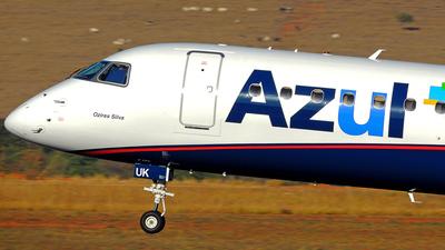 PR-AUK - Embraer 190-200IGW - Azul Linhas Aéreas Brasileiras