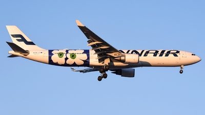 A picture of OHLTO - Airbus A330302 - Finnair - © DZX_14572