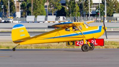 N530SZ - Cessna 120 - Private