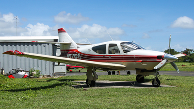 N213ED - Rockwell Commander 112 - Private