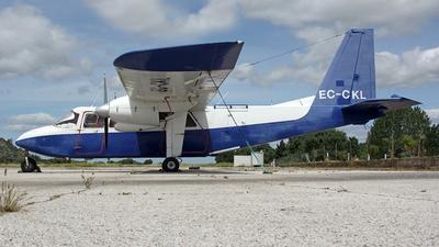 EC-CKL - Britten-Norman BN-2A-27 Islander - Private