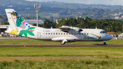 F-OIXO - ATR 42-600 - Air Antilles Express
