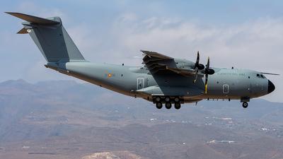 T.23-11 - Airbus A400M - Spain - Air Force