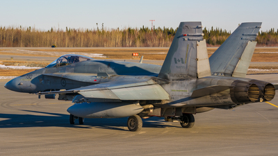 188730 - McDonnell Douglas CF-188 Hornet - Canada - Royal Air Force
