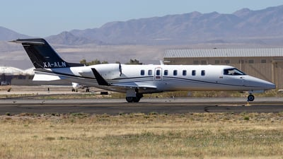 XA-ALN - Bombardier Learjet 45 - Private