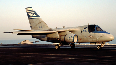 160142 - Lockheed S-3B Viking - United States - US Navy (USN)