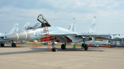 01 - Sukhoi Su-35S - Russia - Air Force