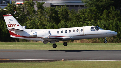 N939TW - Cessna 560 Citation V - Private