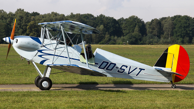 OO-SVT - SNCAN/Stampe SV.4C - The Flying Legends
