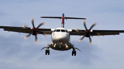 C-FTID - ATR 42-500 - Canadian North