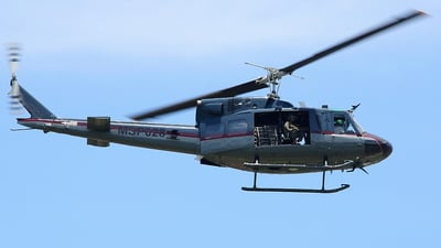 MSP028 - Bell UH-1ST - Costa Rica - Ministry of Public Security