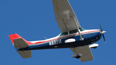 N9321E - Cessna 172N Skyhawk II - United States - US Air Force Civil Air Patrol