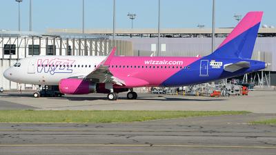 F-WWDL - Airbus A320-232 - Wizz Air