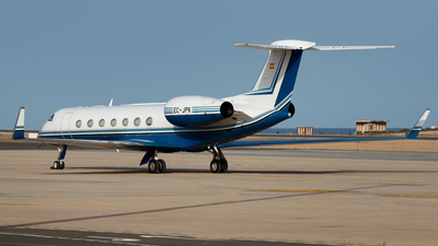 EC-JPK - Gulfstream G550 - Gestair Private Jets