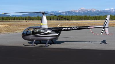N644MC - Robinson R44 Raven II - Yellowstone Helicopters