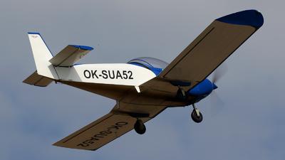 OK-SUA52 - Zenair Zodiac CH-601 - Private