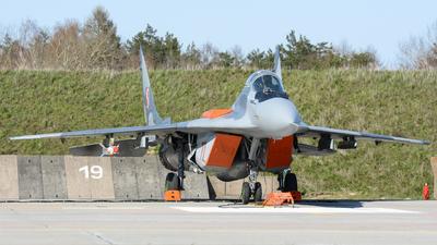 77 - Mikoyan-Gurevich MiG-29A Fulcrum A - Poland - Air Force