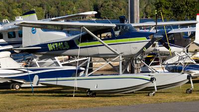 N174LS - Cessna A185F Skywagon - Acadian Seaplanes
