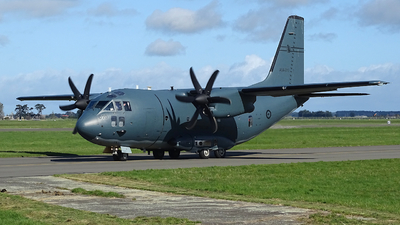 A34-010 - Alenia C-27J Spartan - Australia - Royal Australian Air Force (RAAF)