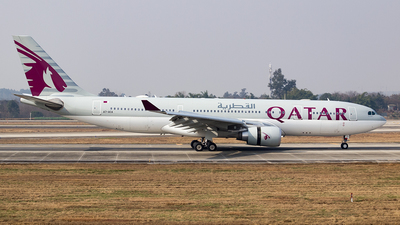 A7-ACA - Airbus A330-203 - Qatar Airways
