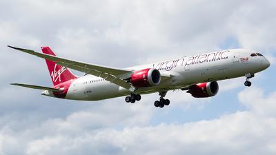 G-VFAN - Boeing 787-9 Dreamliner - Virgin Atlantic Airways