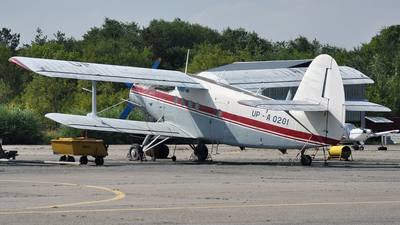 UP-A0281 - Antonov An-2 - Private