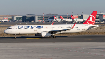 A picture of TCJTH - Airbus A321231 - Turkish Airlines - © Mustafa Sandikci