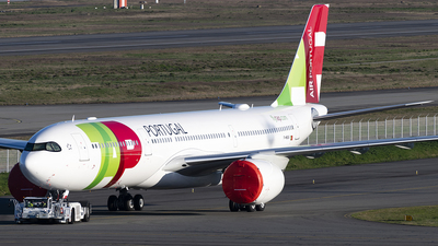 F-WXAV - Airbus A330-941 - TAP Air Portugal