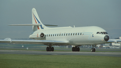141 - Sud Aviation SE 210 Caravelle III - France - Air Force