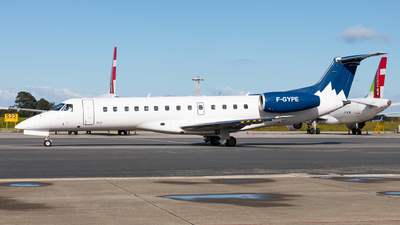 A picture of FGYPE - Embraer ERJ135LR -  - © Carlos Miguel Seabra