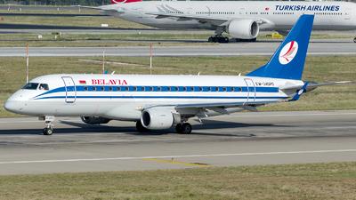 EW-340PO - Embraer 170-200LR - Belavia Belarusian Airlines