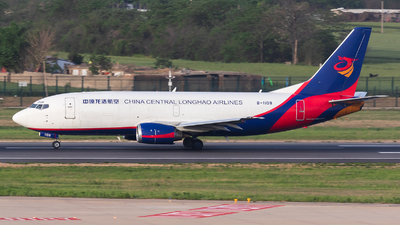 B-1109 - Boeing 737-34S(BDSF) - China Central Longhao Airlines