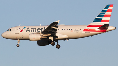 N774XF - Airbus A319-112 - American Airlines