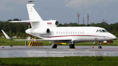 N8AG - Dassault Falcon 900LX - Private