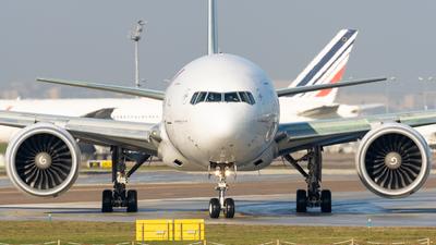 F-GSQX - Boeing 777-328ER - Air France