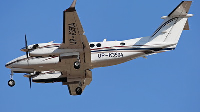 UP-K3504 - Beechcraft B300 King Air 350 - Air Control Kazakhstan