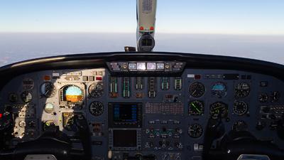 PT-OKP - Cessna 550 Citation II - Private