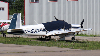 C-GJDP - Mooney M20E - Private