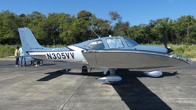 N305VV - Cirrus SR22T-GTS G6 Carbon - Private