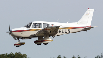 D-ELLN - Piper PA-28-161 Warrior II - Private