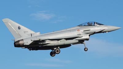 MM7279 - Eurofighter Typhoon EF2000 - Italy - Air Force